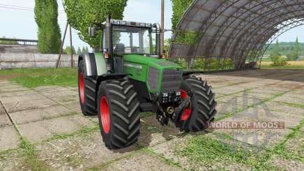 Fendt Favorit 824 v3.1 für Farming Simulator 2017