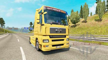 MAN TGA v1.4 für Euro Truck Simulator 2