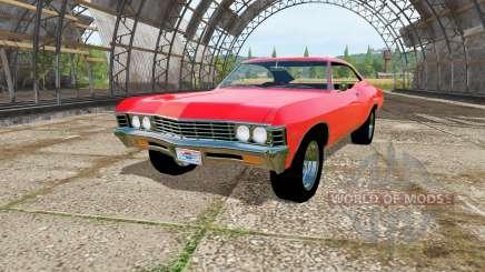 Chevrolet Impala 1967 pour Farming Simulator 2017