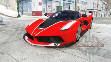 Ferrari FXX-K für BeamNG Drive