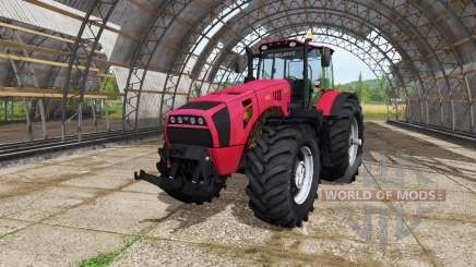 La biélorussie 4522 v2.3 pour Farming Simulator 2017