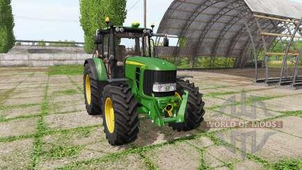 John Deere 6930 Premium pour Farming Simulator 2017