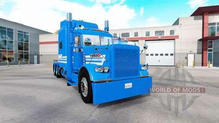 Bun Badmind de la peau pour le camion Peterbilt 389 pour American Truck Simulator