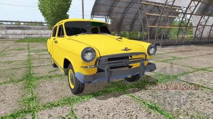 GAZ 21 Volga für Farming Simulator 2017
