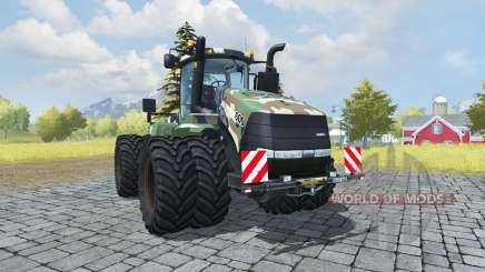 Case IH Steiger 600 camouflage pour Farming Simulator 2013