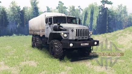 Ural 4320-30 für Spin Tires