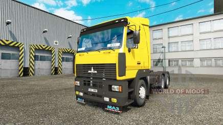 MAZ 6430 pour Euro Truck Simulator 2