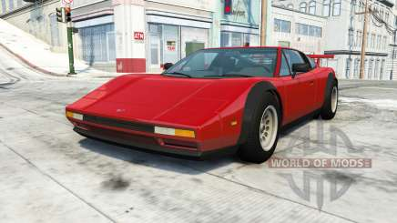Civetta Bolide supercar v1.1 für BeamNG Drive