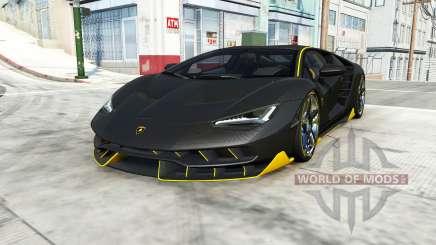 Lamborghini Centenario für BeamNG Drive