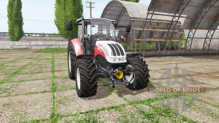 Steyr Multi 4095 v2.0 pour Farming Simulator 2017