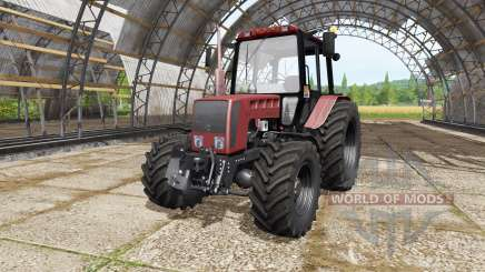 La biélorussie 826 pour Farming Simulator 2017
