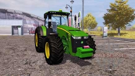 John Deere 8360R v4.0 für Farming Simulator 2013