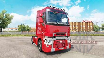 Renault T 480 v4.0 pour Euro Truck Simulator 2