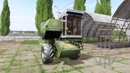 Yenisei 1200-1M v1.1 pour Farming Simulator 2017
