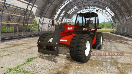 Manitou MLT 731 Turbo pour Farming Simulator 2017