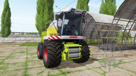 CLAAS Jaguar 890 für Farming Simulator 2017