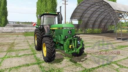John Deere 4850 v2.0 pour Farming Simulator 2017