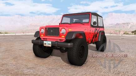 Ibishu Hopper diesel motor v3.0 pour BeamNG Drive