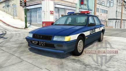 Ibishu Pessima poland police pour BeamNG Drive