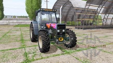 Buhrer 6135A pulling für Farming Simulator 2017