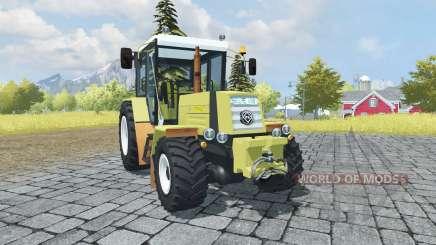 Fortschritt Zt 323-A v2.0 für Farming Simulator 2013