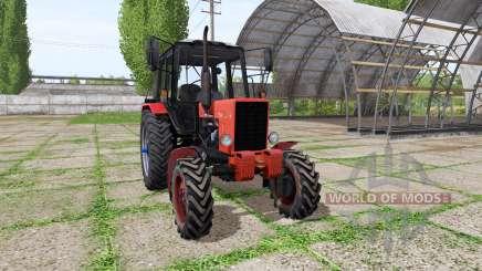 Belarus MTZ 80.1 pour Farming Simulator 2017