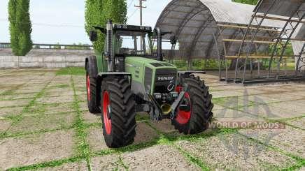 Fendt Favorit 924 pour Farming Simulator 2017