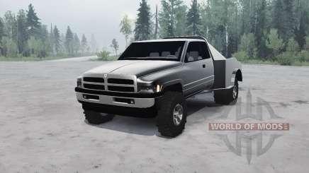 Dodge Ram 3500 1996 pour MudRunner