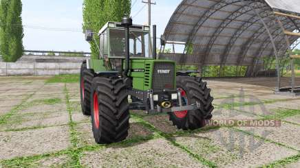 Fendt Favorit 612 LSA Turbomatik E pour Farming Simulator 2017