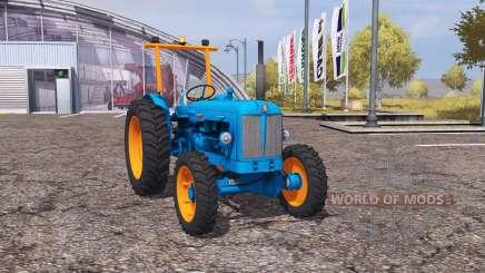 Fordson Mayor für Farming Simulator 2013