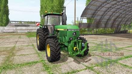 John Deere 4955 v2.1 pour Farming Simulator 2017