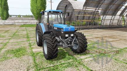 New Holland 8340 für Farming Simulator 2017