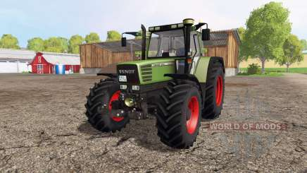 Fendt Favorit 515C Turbomatik für Farming Simulator 2015