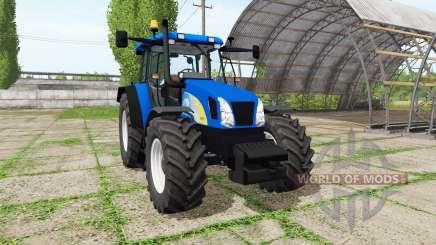 New Holland T5070 v2.0 für Farming Simulator 2017