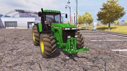 John Deere 8110 v2.0 pour Farming Simulator 2013