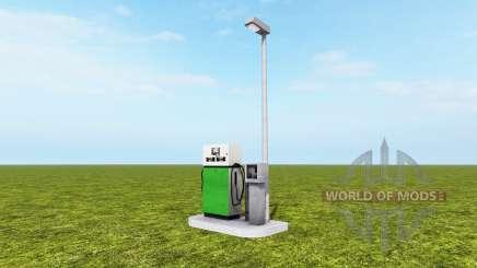 Gas station v1.0.1 für Farming Simulator 2017