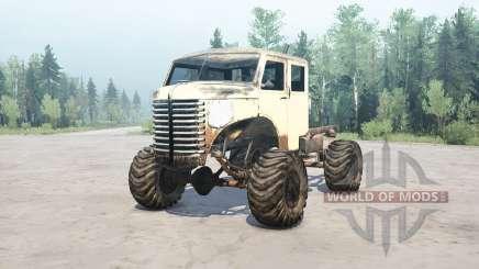 Rat Truck für MudRunner