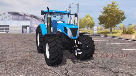 New Holland T7030 v2.0 pour Farming Simulator 2013