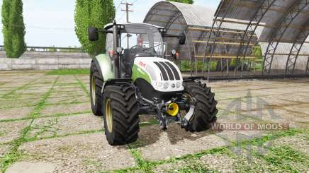 Steyr Multi 4095 multicolor pour Farming Simulator 2017