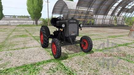 Fahr F22 pour Farming Simulator 2017