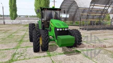 John Deere 7195J für Farming Simulator 2017