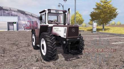 Mercedes-Benz Trac 1600 Turbo white pour Farming Simulator 2013