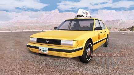 ETK I-Series taxi v0.5 für BeamNG Drive