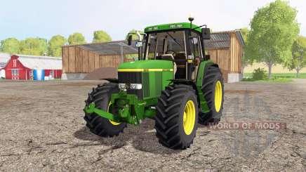John Deere 6810 für Farming Simulator 2015