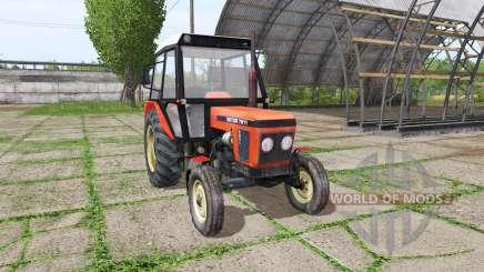 Zetor 7211 pour Farming Simulator 2017