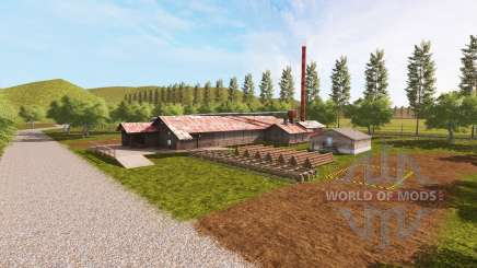 Los Grandes Terrenos v1.0.4 pour Farming Simulator 2017