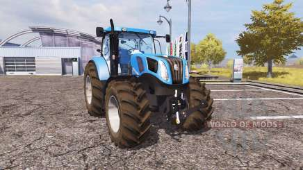 New Holland T8.390 v3.0 pour Farming Simulator 2013