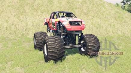 Pastrana 199 für Spin Tires