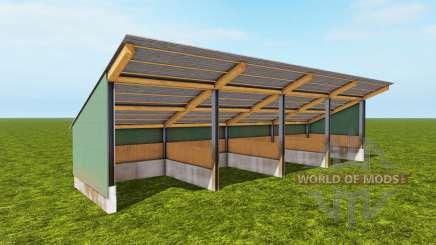 Kornspeicher für Farming Simulator 2017