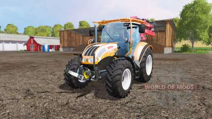 Steyr Multi 4115 forest pour Farming Simulator 2015